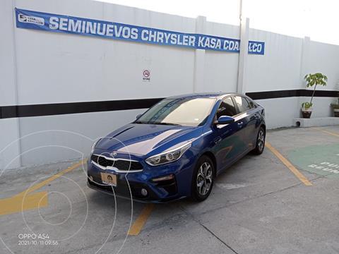 Kia Forte Sedan 2.0L LX usado (2020) color Azul precio $325,000