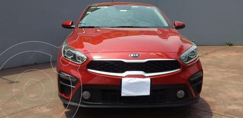 Kia Forte Sedan LX Aut usado (2020) color Rojo precio $240,000