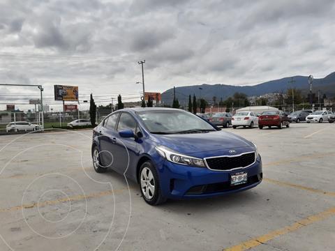 Kia Forte Sedan 2.0L LX usado (2018) color Azul precio $208,900