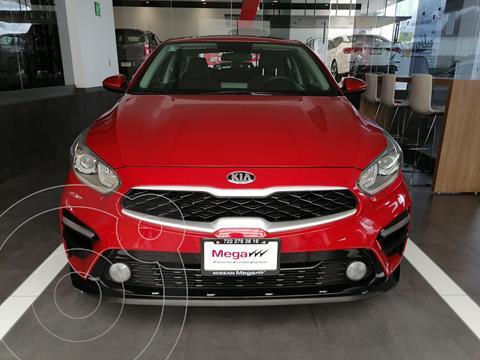 Kia Forte Sedan 2.0L LX usado (2019) color Rojo precio $265,000