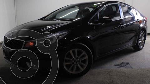 Kia Forte Sedan EX usado (2018) color Negro precio $259,000