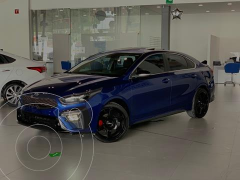 Kia Forte Sedan GT Line usado (2020) color Azul Oscuro precio $359,900
