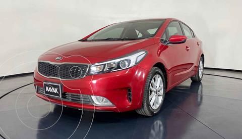 Kia Forte Sedan LX Aut usado (2018) color Rojo precio $239,999