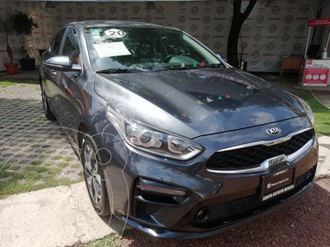 Kia Forte Sedan EX Aut usado (2020) color Azul precio $310,000