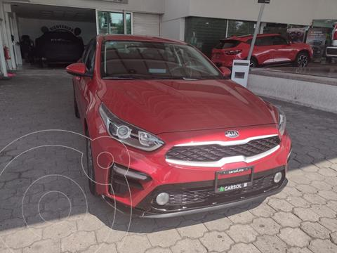 Kia Forte Sedan LX usado (2020) color Rojo Cobrizo precio $289,900