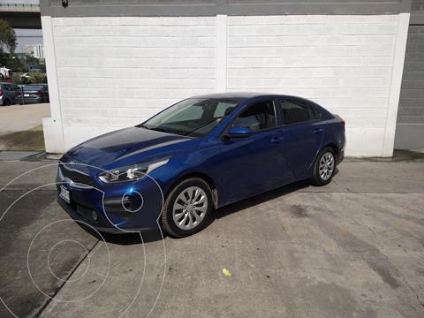 Kia Forte Sedan LX usado (2020) color Azul precio $257,000