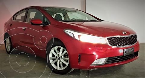 Kia Forte Sedan LX usado (2018) color Rojo precio $189,999