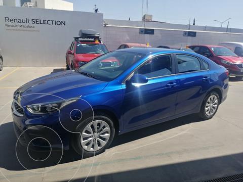 Kia Forte Sedan L Aut usado (2020) color Azul precio $269,000