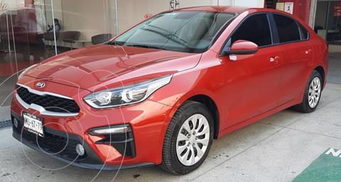 Kia Forte Sedan LX Aut usado (2020) color Rojo precio $267,000