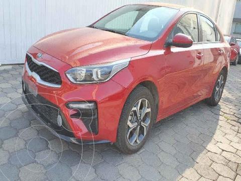 Kia Forte Sedan LX Aut usado (2020) color Rojo precio $279,000
