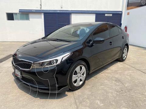 Kia Forte Sedan L usado (2018) color Negro precio $189,000