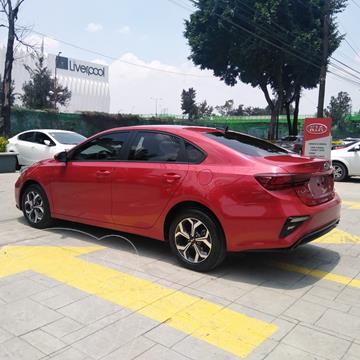 Kia Forte Sedan LX usado (2020) color Rojo precio $269,000