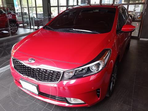 Kia Forte Sedan SX Aut usado (2017) color Rojo precio $245,000
