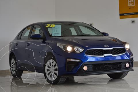 Kia Forte Sedan L Aut usado (2020) color Azul precio $270,000