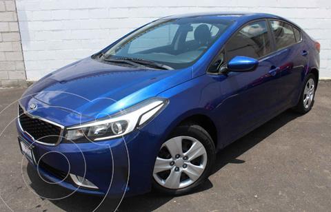 Kia Forte Sedan LX usado (2017) color Azul precio $205,000