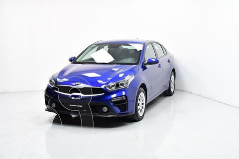 Kia Forte Sedan LX Aut usado (2019) color Azul precio $239,076