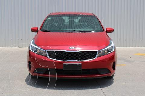 Kia Forte Sedan LX Aut usado (2017) color Rojo precio $189,000