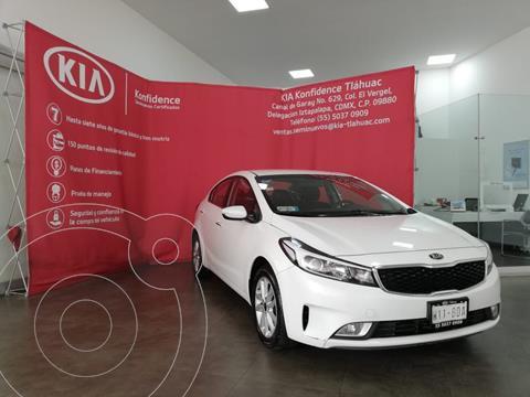 Kia Forte Sedan LX usado (2018) color Blanco precio $219,000