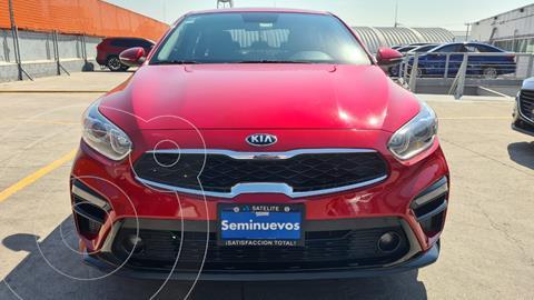 Kia Forte Sedan EX Aut usado (2019) color Rojo Fugaz precio $289,000