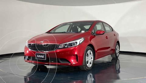 Kia Forte Sedan L Aut usado (2018) color Rojo precio $224,999