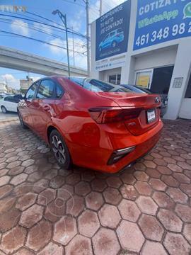 Kia Forte Sedan 2.0L LX Aut usado (2020) color Blanco precio $299,000