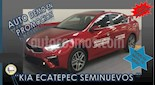 Foto venta Auto usado Kia Forte 4p EX Premium L4/2.0 Aut (2019) color Rojo precio $344,000