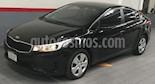 Foto venta Auto usado Kia Forte 4p L L4/2.0 Man (2017) color Negro precio $187,000