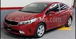 Foto venta Auto usado Kia Forte 4p LX L4/2.0 Aut (2017) color Rojo precio $216,000