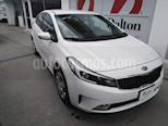 Foto venta Auto usado Kia Forte EX Aut color Blanco precio $199,000