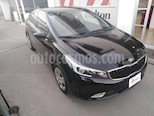 Foto venta Auto usado Kia Forte EX Aut (2017) color Negro precio $225,000
