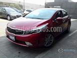 Foto venta Auto usado Kia Forte EX (2018) color Rojo precio $238,000