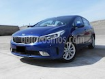 Foto venta Auto Seminuevo Kia Forte EX (2017) color Azul Celeste