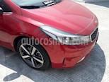 Foto venta Auto usado Kia Forte HB SX Aut color Rojo precio $320,229