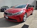 Foto venta Auto usado Kia Forte L Aut color Rojo precio $219,000