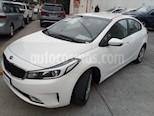 Foto venta Auto usado Kia Forte LX Aut color Blanco precio $210,000