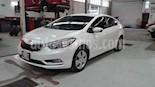 Foto venta Auto usado Kia Forte LX Aut color Blanco precio $173,000