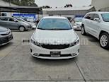Foto venta Auto usado Kia Forte LX Aut (2017) color Blanco precio $205,000