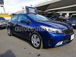 Foto venta Auto usado Kia Forte LX Aut color Azul Celeste precio $255,000