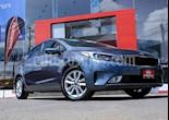 Foto venta Auto usado Kia Forte LX (2018) color Gris precio $245,000
