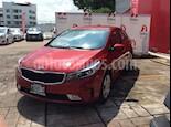 Foto venta Auto Seminuevo Kia Forte LX (2017) color Rojo precio $212,000