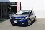 Foto venta Auto Seminuevo Kia Forte LX (2017) color Azul precio $277,000