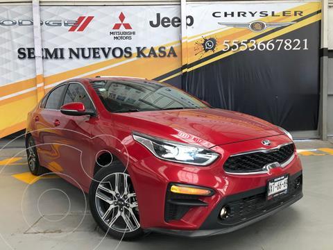 Kia Forte Sedan EX usado (2019) color Rojo precio $330,000