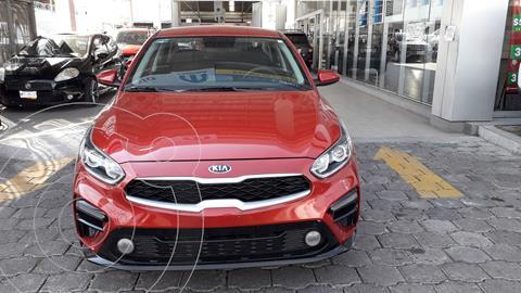 Kia Forte Sedan LX usado (2020) color Rojo precio $265,000