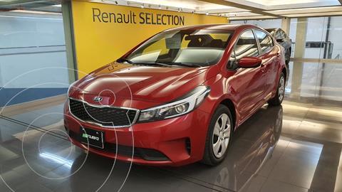 Kia Forte Sedan L usado (2018) color Rojo precio $215,000