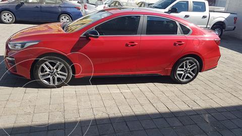 Kia Forte HB GT Line usado (2020) color Rojo precio $350,000