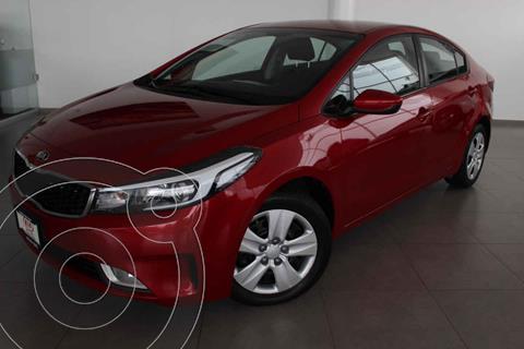 Kia Forte LX Aut usado (2017) color Rojo precio $195,000