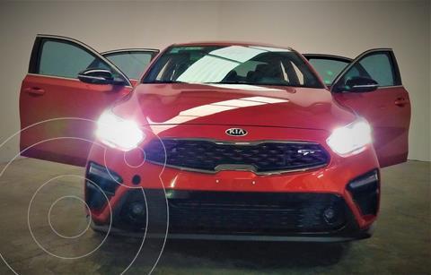 Kia Forte Sedan GT  usado (2020) color Naranja precio $374,999