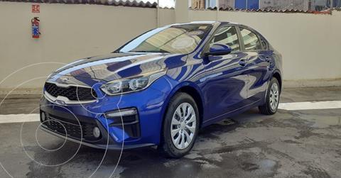 Kia Forte LX usado (2020) color Azul precio $229,900