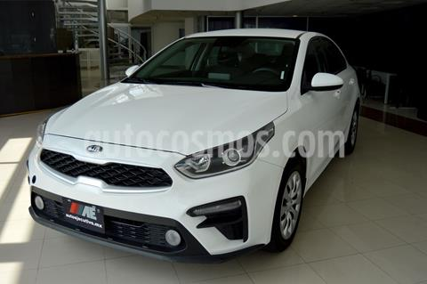 Kia Forte L Aut usado (2019) color Blanco precio $232,000