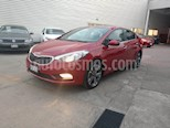 Foto venta Auto usado Kia Forte SX Aut (2016) color Rojo precio $245,000